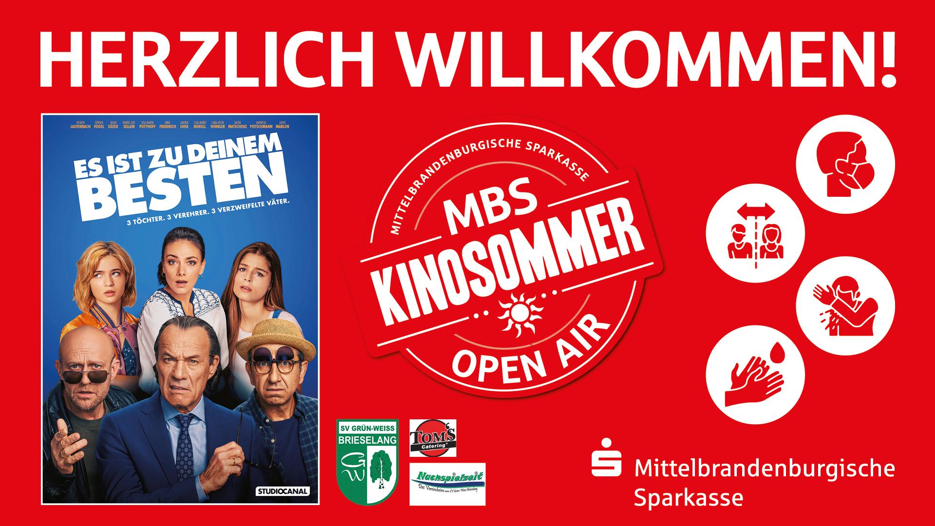 MBS Kinosommer am 14.08.2021 in Brieselang
